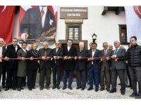 Gümüşhane Üniversitesi'nin Süleymaniye Mahallesi ofisi açıldı