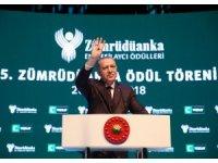 """Cumhurbaşkanı Erdoğan: """"PKK gibi terör örgütlerinin en büyük gelir kapısı uyuşturucu ticaretidir"""""""