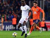 Spor Toto Süper Lig: Medipol Başakşehir: 3 - Kayserispor: 1 (Maç sonucu)