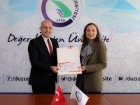 Mentör eğitim programı sertifika töreni gerçekleştirildi