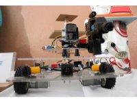 Askerler ölmesin diye savaş robotu yaptılar