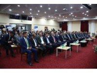"""MÜSİAD Konya'da """"Çalışma Hayatında Sorunlar ve Çözümler"""" konulu panel"""