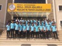 Necla-Ergun Abalıoğlu öğrencileri PİSA'da ülkemizi temsil etti