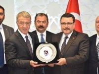 'Trabzonspor'u hep birlikte zirveye taşıyacağız'