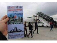 Ardahan'da, 30 Öğrenci Çanakkale'ye Gönderildi