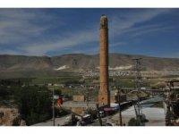 Hasankeyf'te El Rızk Camii, minaresi sökülerek taşınacak