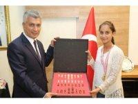 Cizre'de köy öğrencilerinin satranç başarısı