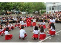 23 Nisan Çocuk Bayramı Siverek'te kutlandı