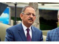 """Bakan Özhaseki: """"24 Haziran'da Güneydoğu'dan çok farklı sonuçlar bekliyorum"""""""