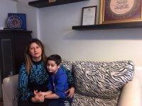 """15 Temmuz şehidi Acıbadem Muhtarı Mete Sertbaş'ın eşi: """"Karar, çocuklarımın yüzünü güldürdü"""""""
