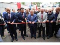 Restorasyonu tamamlanan tarihi Meydan Camii ibadete açıldı