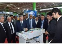 Başkan Akyürek, sektör temsilcilerini eş zamanlı açılan 4 fuara davet etti