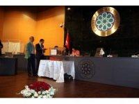 KTO Yönetim Kurulu TOBB delegeleri ve disiplin kurulu seçimi yapıldı