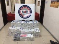 Mersin'de kaçakçılara operasyon: 5 gözaltı