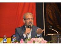 Kahta'da 'Bizim Coğrafyamız' konulu konferansı düzenlendi