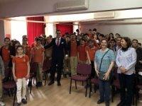Mersin'de öğrencilere 'çocuk hakları' anlatıldı