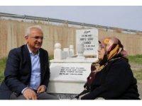 Erzincan belediyesinden büyük vefa