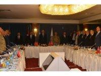 İçişleri Bakanı Soylu Ağrı'da 'Bölge Güvenlik Toplantısı'na katıldı