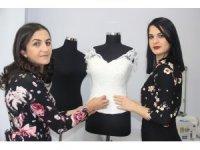 Antalyalı moda tasarımcısı Hakkari'de işyeri açtı