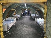 TSK'dan Cenderis halkına seyyar hastane