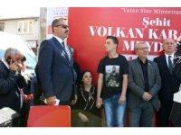 Şehit Volkan Karatepe'nin adı Esenler'de yaşatılacak