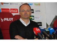 """İrfan Buz: """"Allah nasip ederse Osmanlıspor'u ligde bırakacağız"""""""