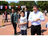 Antalya'da 23 Nisan coşkusu başladı