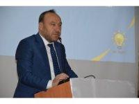 """AK Parti İl Başkanı Dağdelen: """"Teşkilat olarak seçime hazırız"""""""