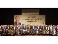 AK Parti sandık başkanları eğitim çalışması gerçekleştirildi