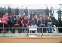 Muay Thai okul sporları Van il turnuvası Erciş'te Yapıldı