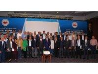 Başkanlar Aydın'nın jeotermal geleceğini konuştu