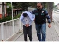 Bolu'da, eroinle yakalanan tekstil işçisi tutuklandı
