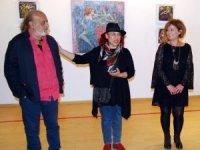 "Sanko Sanat Galeresi'nde Turkuaz"" temalı sergi"