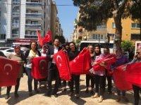 AK Parti Efeler'den bayraklı ziyaret