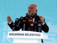 """AK Parti Grup Başkanvekili Elitaş: """"100 bin imzayı toplarsın ve cumhurbaşkanı adayı olursun"""""""
