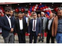 Varto'da iş yeri açılışı
