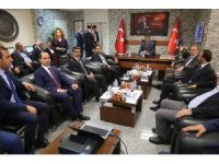Gümrük ve Ticaret Bakanı Tüfenkci Şırnak'ta