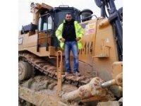 Tunceli'de hain saldırı: dozer operatörü şehit oldu
