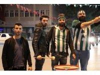 Yıllar sonra gelen 3. lig binlerce Kırşehirliyi sokağa döktü