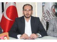 Elazığ MİDDER'in başkanı Yasin Erman oldu
