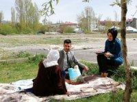 İpekyolu Belediyesinden 'vefa, merhamet ve sevgi' ziyaretleri