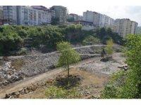 Gecekondu alanı Karadeniz'in en gözde yaşam alanı haline getirilecek