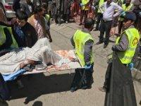 Afganistan'da seçmen bürosuna saldırı: ölü sayısı 31'e yükseldi