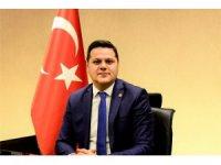 Kaymakam Öztürk'ten '23 Nisan' mesajı