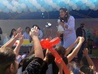 Maltepe'de Çocuk Şenliği renkli anlara sahne oldu