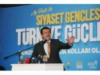"Bakan Zeybekci'den istifa eden CHP'li vekillere ""Truva"" atı benzetmesi"