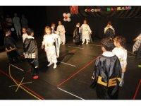Öğrenciler 23 Nisan Çocuk Bayramını kutladı