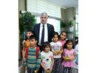 Belediye Başkanı Polat'tan 23 Nisan mesajı