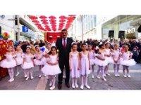 Başkan Gürkan'dan 23 Nisan kutlaması