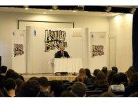 Gençler Başkan Aydın ile Kariyer Buluşmaları'ndan memnun
